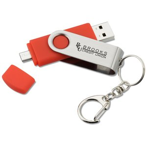 Smartphone USB Swing Drive - 8GB