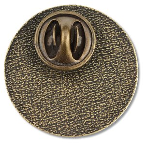 Econo Lapel Pin - Round Image 1 of 1