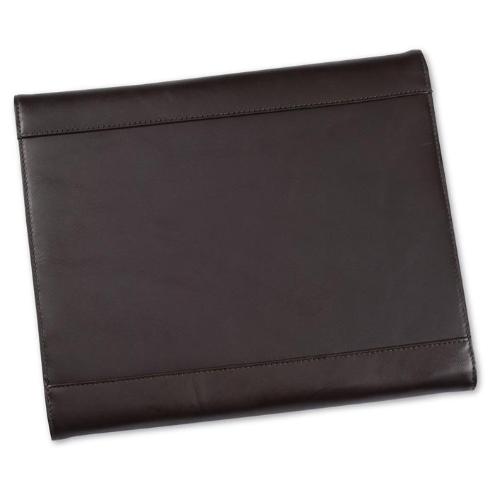 4imprint.com  Cutter   Buck Leather Classic Tri-Fold Portfolio 124168 52aa50d51e787