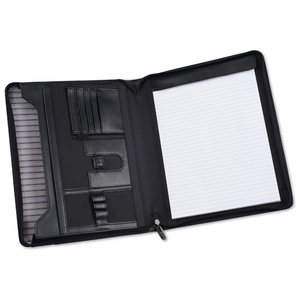 Cutter & Buck Performance Zippered Padfolio Image 1 of 3