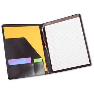 Soho Leather Business Writing Pad Image 2 of 3