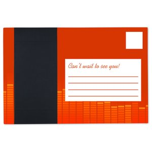"Postcard w/Perforated BC Magnet - 5"" x 7-1/2"""