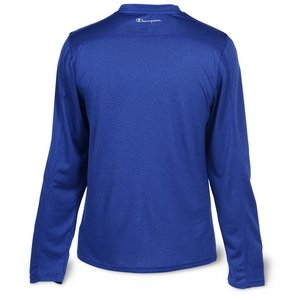 Champion Vapor Long Sleeve T-Shirt Image 1 of 3