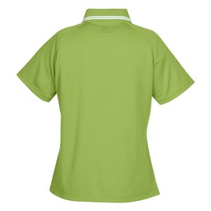Page & Tuttle Cool Swing Tipped Polo - Ladies' Image 1 of 2