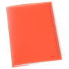 Spiral Curve Notebook - 7