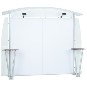 Linear 10' Curved Floor Display Kit Image 5 of 7