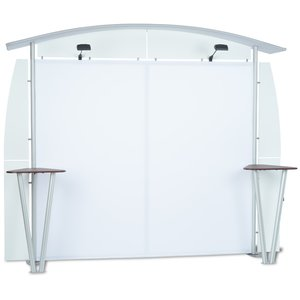 Linear 10' Curved Floor Display Kit Image 6 of 7