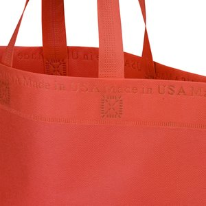 USA Made Bottom Gusset Tote - 15