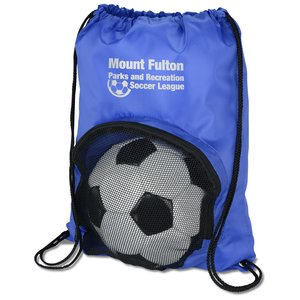 Ball Buddy Drawstring Sportpack Image 1 of 3