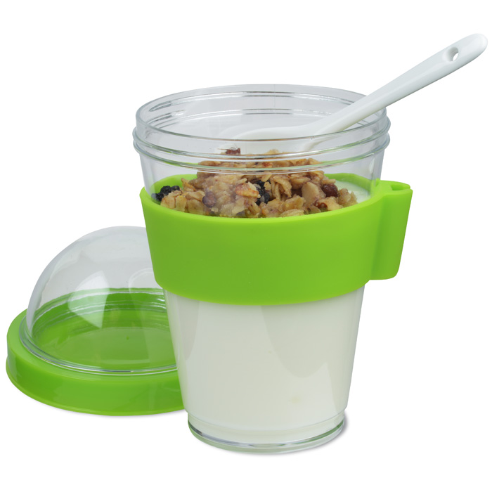 4imprintcom Yo2Go Yogurt Container 124597