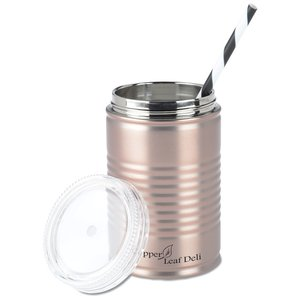 I Can Stainless Tumbler with Straw - 18 oz. Image 2 of 2