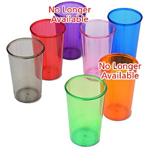 Domed Tumbler with Straw - 20 oz. Image 3 of 3