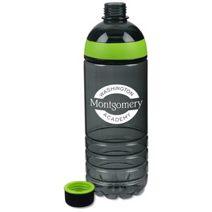 Waterfall Dual Opening Sport Bottle - 25 oz. Image 2 of 3