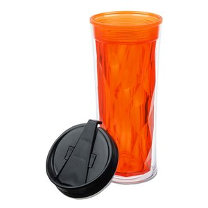 Multi-Faceted Travel Tumbler - 16 oz. Image 1 of 2