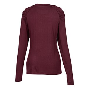 Colette Long Sleeve Fashion Tee Image 2 of 2