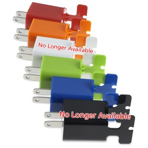 Dual Wall Charger Cable Organizer Image 1 of 4