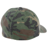 View Extra Image 2 of 3 of Flexfit Washed Camo Cap