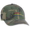 View Extra Image 3 of 3 of Flexfit Washed Camo Cap