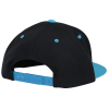 View Extra Image 1 of 1 of Yupoong Classic Flat Bill Snapback Cap