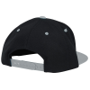 View Extra Image 1 of 1 of Yupoong Classic Flat Bill Snapback Cap - Full Color Patch