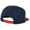 View Extra Image 1 of 1 of Yupoong Five Panel Flat Bill Cap