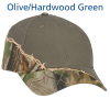 View Extra Image 6 of 7 of Kati Licensed Camo Barbed Wire Cap - Realtree