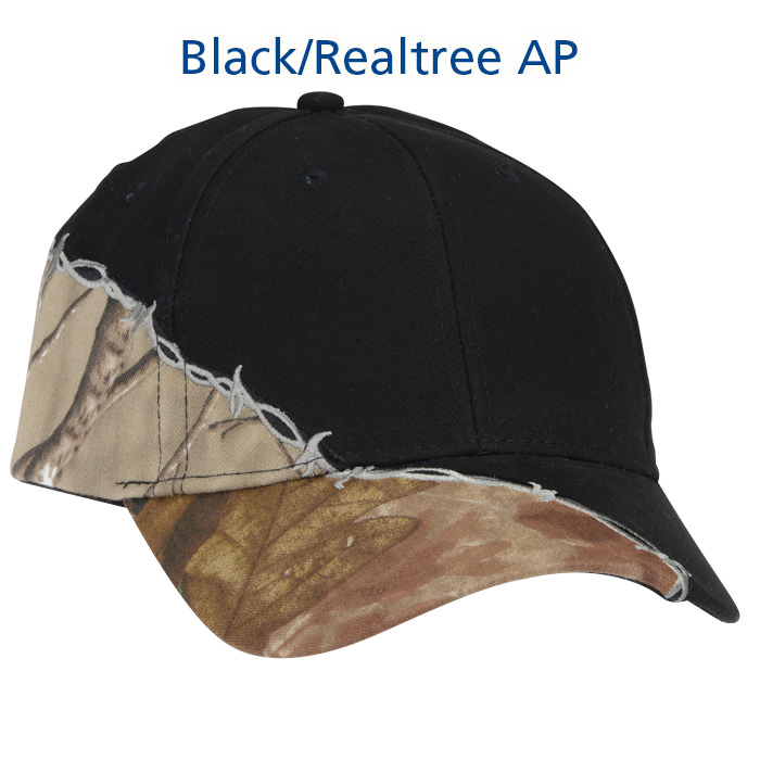 4imprint.com  Kati Licensed Camo Barbed Wire Cap - Realtree 124778-RT d047cf81f5c5