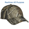 View Extra Image 2 of 10 of Kati Licensed Camo Velcro Closure Cap