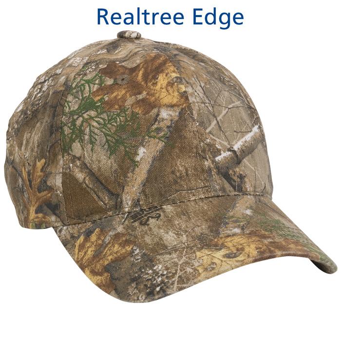 5b7c59e75ce09 4imprint.com  Outdoor Cap Garment-Washed Camo Cap 124804