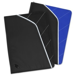 InLine Zippered Tech Portfolio Image 3 of 3