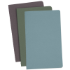 """View Extra Image 3 of 3 of Moleskine Cahier Ruled Notebook - 8-1/4"""" x 5"""""""