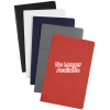 "View Image 3 of 3 of Moleskine Volant Ruled Notebook - 8-1/4"" x 5"" - Debossed - 24 hr"