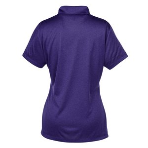 Heather Challenger Polo - Ladies' Image 2 of 2