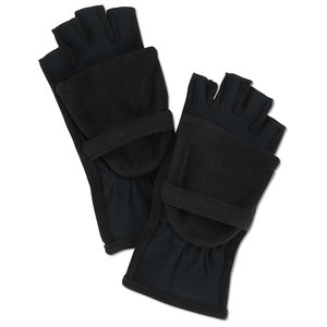Isotoner Hybrid Fingerless Ladies' Gloves Image 1 of 1
