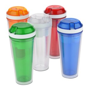 Snack and Go Tumbler - 16 oz. Image 1 of 5