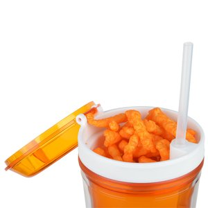 Snack and Go Tumbler - 16 oz. Image 3 of 5