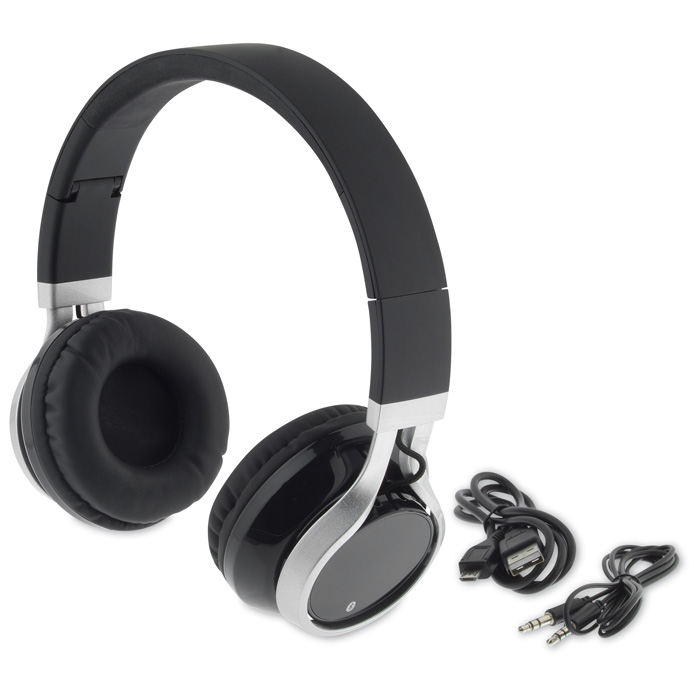 4imprint.com: Enyo Bluetooth Headphones 125382