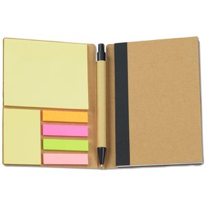 Stretch Notebook Flag & Pen Set Image 1 of 4