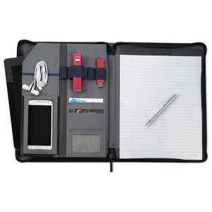 Cross Prime Zippered Padfolio Set Image 1 of 2