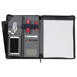 Cross Prime Zippered Padfolio - 24 hr Image 2 of 2