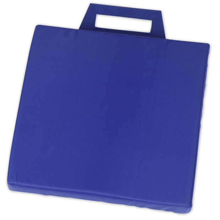 Tailgate Stadium Seat Cushion Image 2 of 2. Loading zoom. Tailgate Stadium  Seat Cushion ... - Tailgate Stadium Seat Cushion (Item No. 125596) From Only $3.49