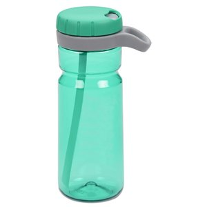 OXO Twist Straw Bottle - Color Lid - 24 oz. Image 2 of 3