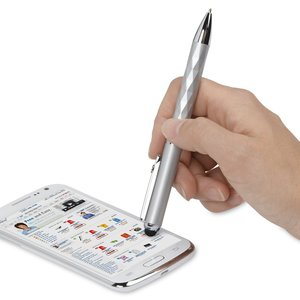 elleven Traverse Stylus Twist Metal Pen Image 1 of 4