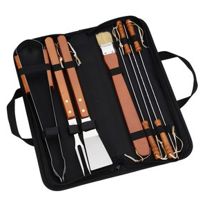 8-Piece BBQ Set - Overstock