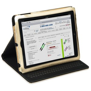 Allure Leather iPad Stand Image 2 of 5