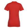 View Extra Image 2 of 2 of American Apparel Fine Jersey T-Shirt - Ladies' - Colors - Embroidered