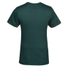 View Extra Image 2 of 2 of American Apparel Fine Jersey V-Neck T-Shirt - Colors