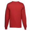 View Extra Image 2 of 2 of American Apparel Fine Jersey LS T-Shirt - Men's - Colors