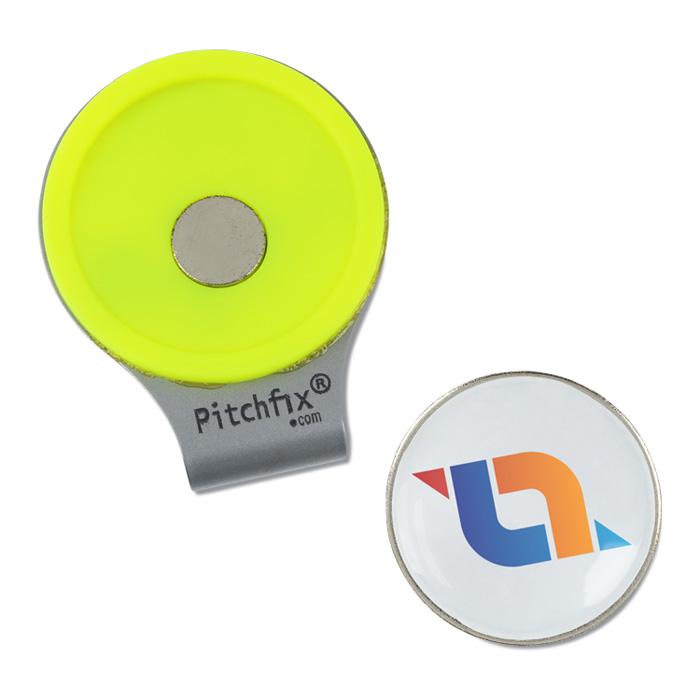 075e5d135f 4imprint.com: PitchFix Ball Marker Hat Clip 126390