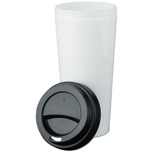 Double Wall Polypropylene Tumbler - 18 oz. - Overstock Image 1 of 1